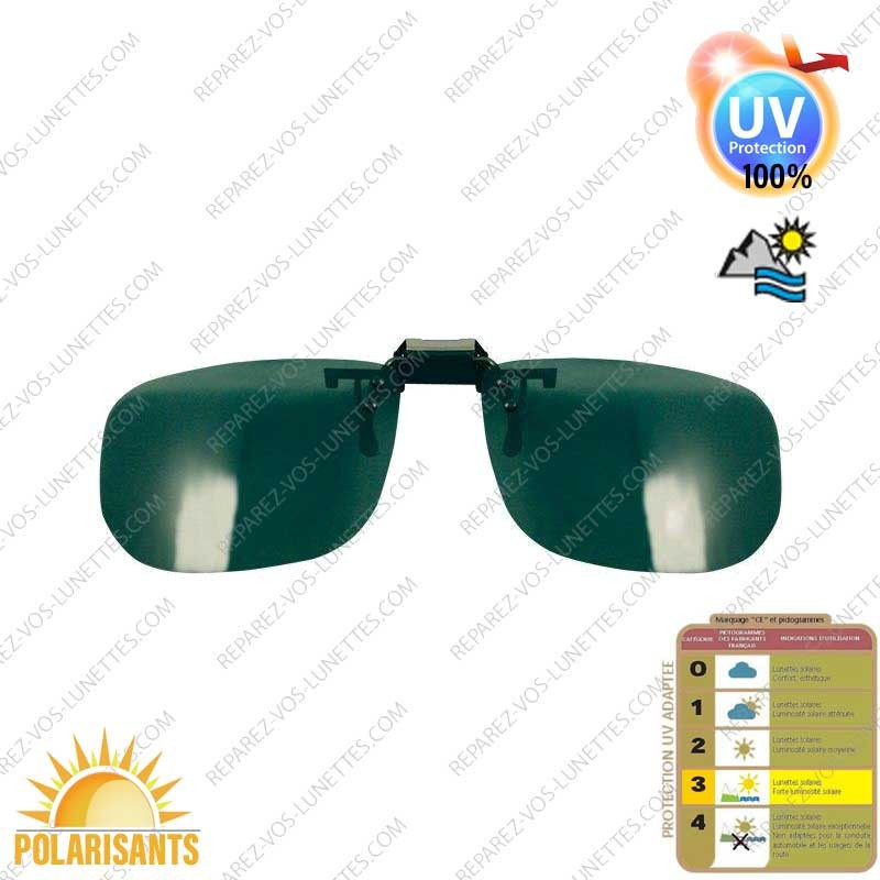 Solar clips, G-15 Green Size M