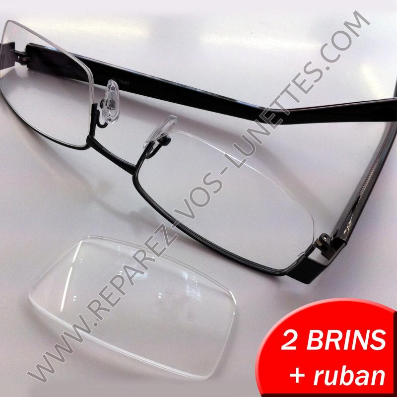 Pièces détachées de lunettes (4) Reparez vos lunettes