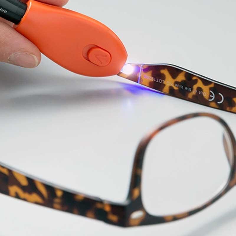 Colle UV à prise rapide pour plastique