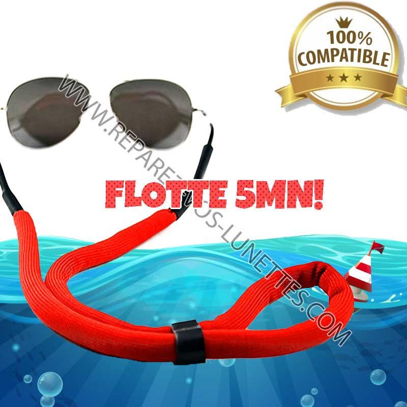 Cordon lunettes Flottant Mer / Voile